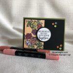 Petal Passion stamp set