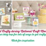 National Craft Month Blog Hop
