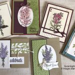 Lots of Lavender stamp set