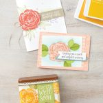 DistINKtive stamps by Stampin' Up!