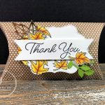Blended Seasons Pillow Box