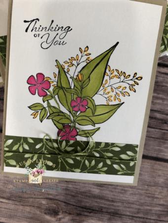 Wonderful Romance card