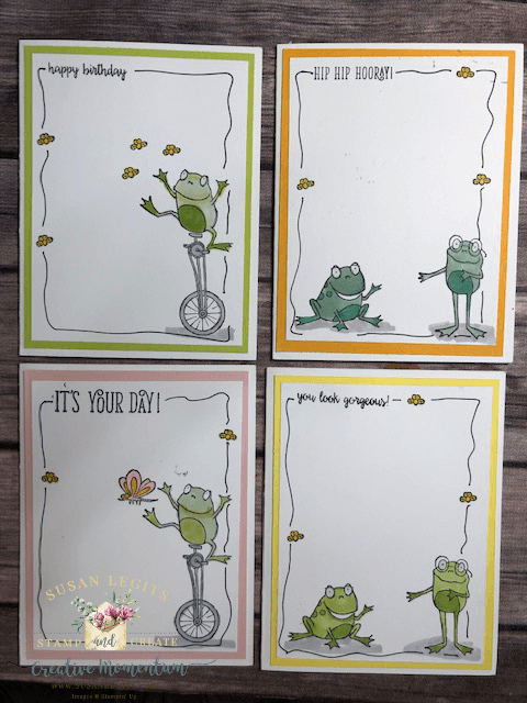So Hoppy Together cards