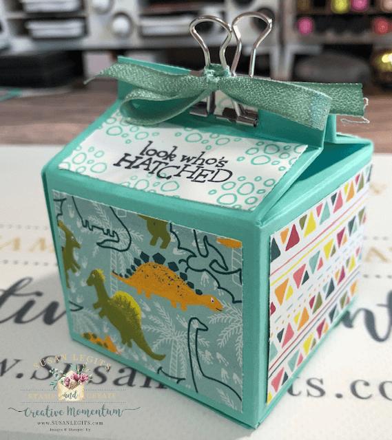 Milk carton container