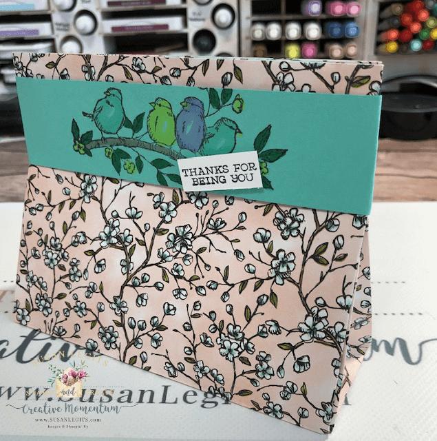 Designer Series Paper gift box