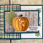 Harvest Hello card