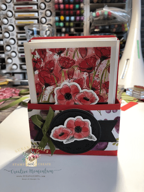 Peaceful Poppies gift set
