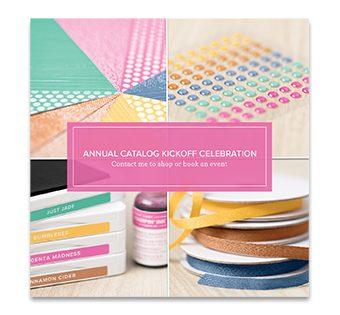 Catalog Kickoff Celebration