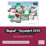 August to December Catalog