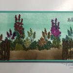 Slimline cards