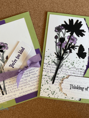 Save time with die cuts