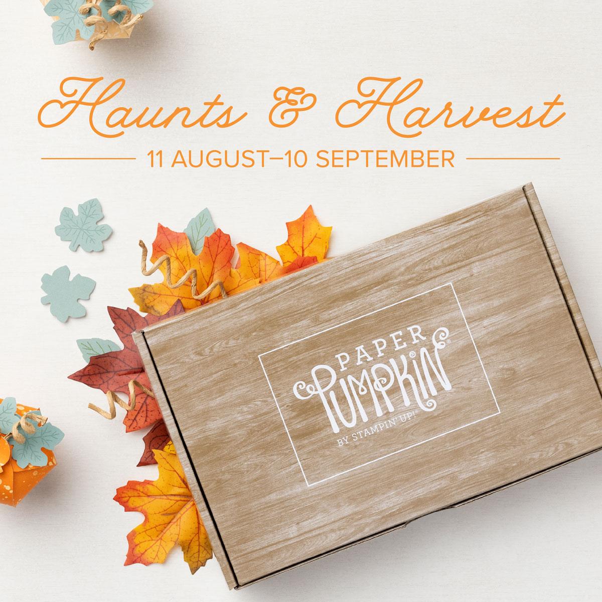 Haunts & Harvest